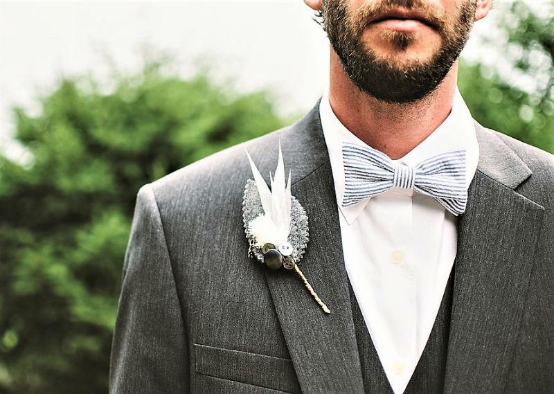 noeud papillon mariage