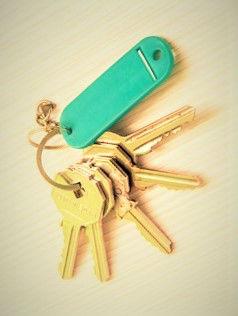 Vous avez oublié vos clés à Vallauris ?